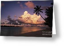 Tetiaroa Greeting Card