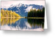 Teton Beauty Greeting Card