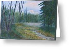 Teton Valley Greeting Card