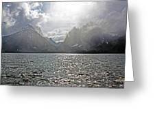 Tetons At Jenny Lake Greeting Card