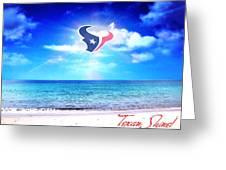 Texan Shine Greeting Card