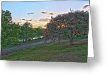 Texas Landscape5 Greeting Card