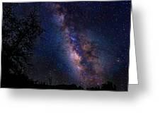 Texas Stars  4665 Greeting Card