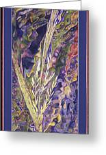 Texas Wild Rice Greeting Card