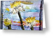 Texas Wildflowers Tp A E Greeting Card