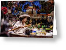 Thai Lifestyle1 Greeting Card