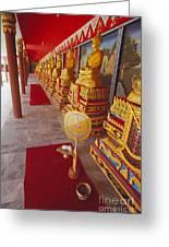 Thailand, Lop Buri Greeting Card