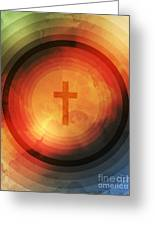 Thanks Be To God Greeting Card