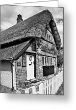 Thatched Cottages In Chawton 5 Greeting Card