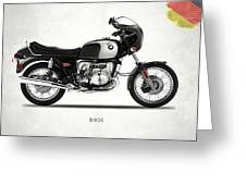 The 1974 R90s Greeting Card