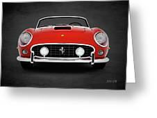 The 250 Gt Greeting Card