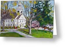 The 2nd Parish Greeting Card