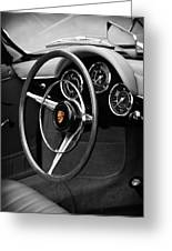 The 356 Roadster Greeting Card