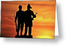 The 73rd New York Greeting Card