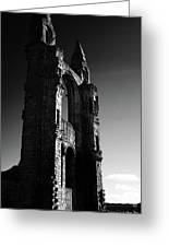 The Cathedral Wall Greeting Card