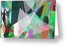 The Abstract Greeting Card