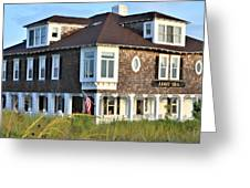 The Addy Sea Hotel - Bethany Beach Delaware Greeting Card