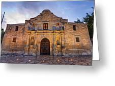 The Alamo - San Antonio Texas Greeting Card