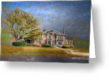The Aldredge House  Greeting Card