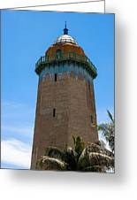The Alhambra Water Tower Greeting Card