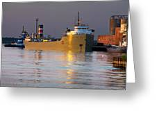 The Alpena At Rest Greeting Card