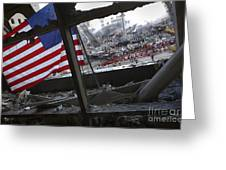 The American Flag Is Prominent Amongst Greeting Card