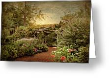 The Arbor Greeting Card