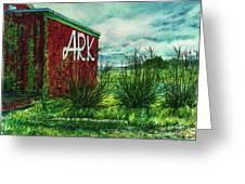 The Ark Wa. Greeting Card