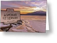 The Ashokan Greeting Card