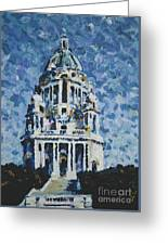 The Ashton Memorial  Greeting Card