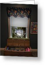 The Attic Window Greeting Card