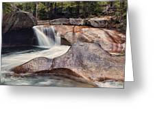 The Basin Pano Greeting Card