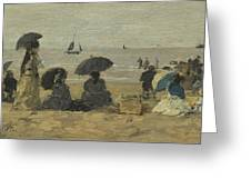 The Beach Greeting Card