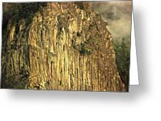 The Beacon Rock Encounter Greeting Card