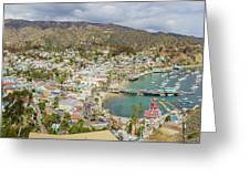 The Beautiful Catalina Island Greeting Card