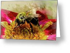 The Bees Knees Greeting Card