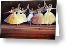 The Berkshire Ballet Greeting Card