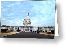 The Best Congress Money Can Buy Greeting Card