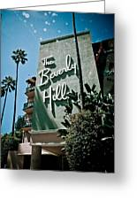 The Beverly Hills Greeting Card