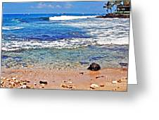 The Big Island Greeting Card