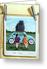 The Big Trip  Greeting Card
