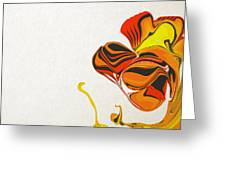 The Birth Of A Butterfly Greeting Card