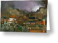 The Black Country Museum 2 Greeting Card