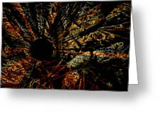 The Black Hole Greeting Card