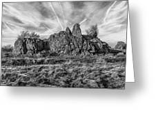 The Bomb Rocks Greeting Card