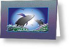 The Breach Boys Greeting Card