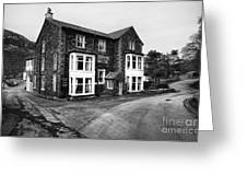 The Bridge Hotel, Buttermere Greeting Card