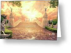 The Bridge Of Triumph Greeting Card