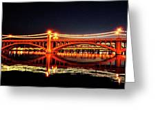 The Bridge Greeting Card