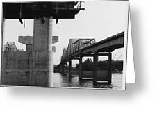 The Bridges At Whitesburg 3 Greeting Card